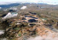 Barrick acuerda vender mina Lagunas Norte a Boroo de Singapur