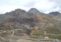 Sierra Metals; descubre una nueva zona de óxido de alta leyen Yauricocha