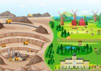 Desarrollo de proyectos mineros