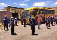 Antapaccay: se invirtieron más de 35 millones de soles a favor de la educación en Espinar