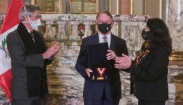 SNMPE: recibe la Medalla al Mérito por su apoyo a la lucha contra la COVID-19